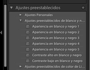 panel-presets